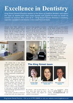 excellent dentistry websites