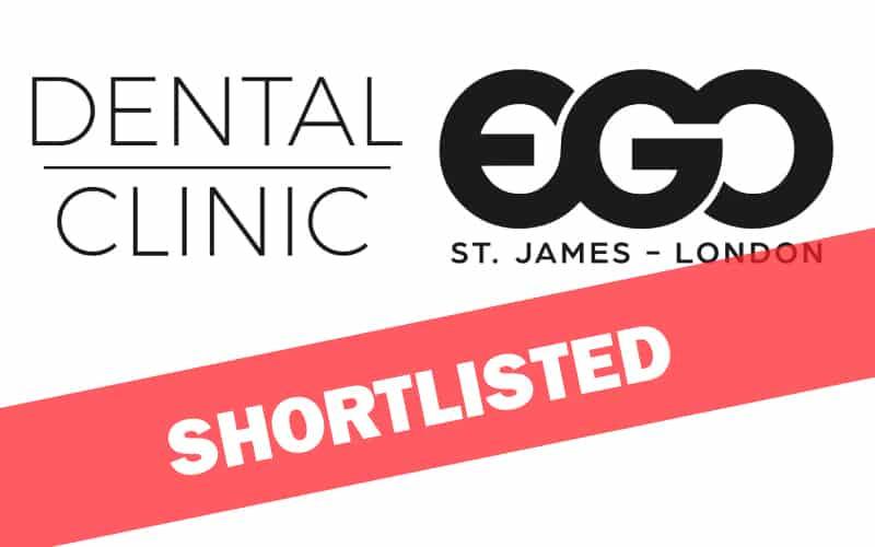 EGODental shortlisted