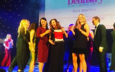 Corona client wins at Dentistry Awards