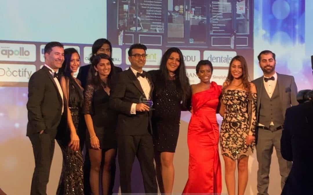 More dental award success for Corona Dental clients